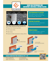 ECMAS CONSTRUCTION CHEMICALS